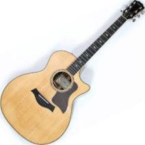 Taylor 814ce Brazilian Rosewood LTD certified