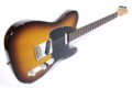 Fender Limited Edition American Standard Telecaster Cognac Burst 3