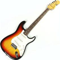 1978 Fender Stratocaster Sunburst MN