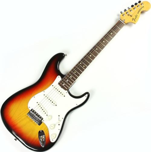 1978 Fender Stratocaster Sunburst original