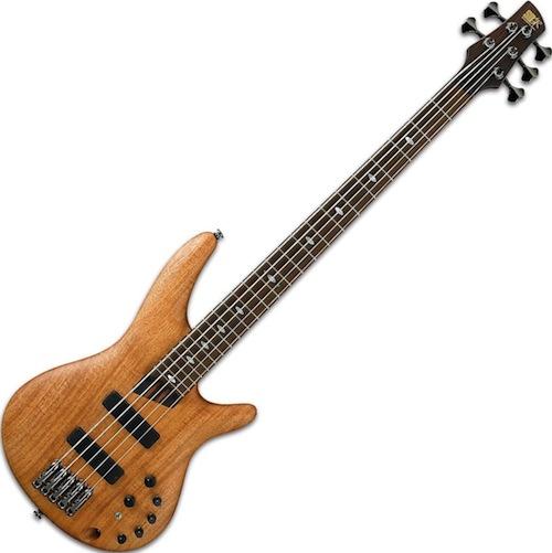used 2015 Ibanez SR 4005E SOL 5 strings