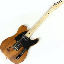 Fender Exotic Limited Am.Pro Pine Telecaster Natural
