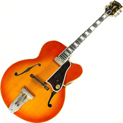 1968 Gibson L5C original