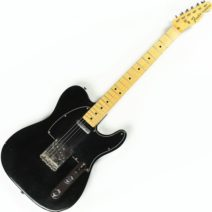 1976 Fender Telecaster original custom color black