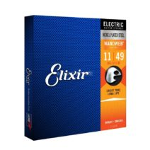 Elixir Electric Strings Nanoweb