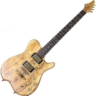 Carvin H2 Spalted Maple