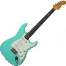 2011 Fender Custom Shop 60's Stratocaster Relic Seafoam