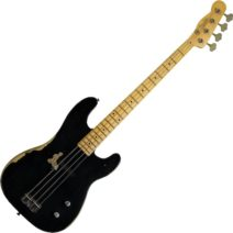 2012 Custom Shop Dusty Hill Signature Precision Bass