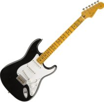 Limited Edition Eric Clapton 30th Anniversary Stratocaster Blackie