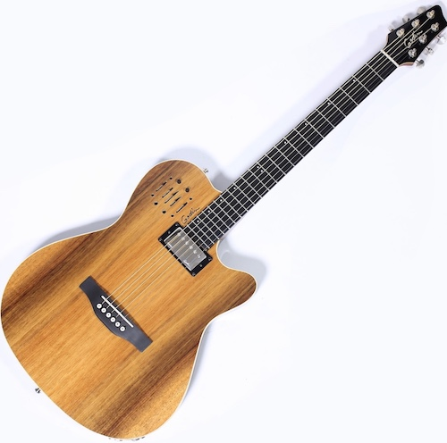 Godin A6 Ultra Koa high gloss Limited Edition