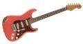 2018 Fender LTD 60 Roasted Stratocaster Heavy Relic 0