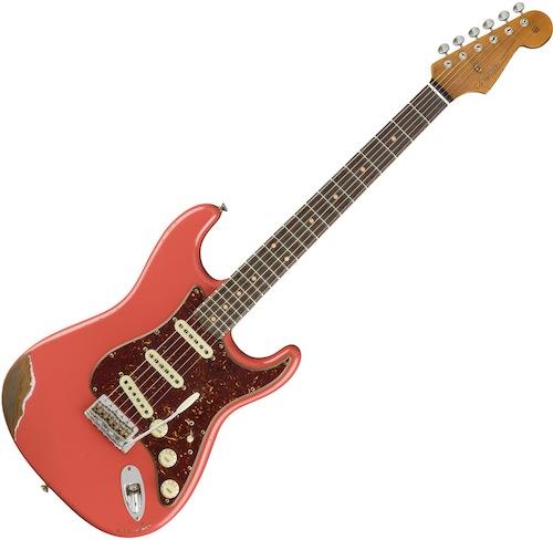 2018 Fender LTD 60 Roasted Stratocaster Heavy Relic