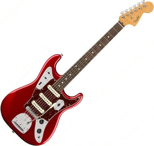 2018 Fender Limited Edition Jaguar® Strat®