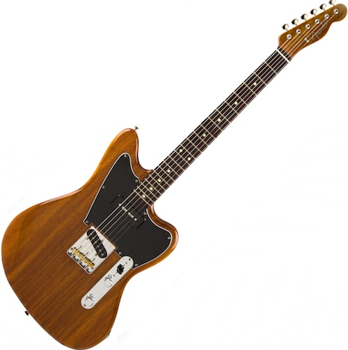 Made in Japan Mahogany Offset Telecaster