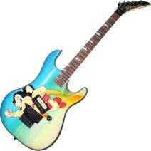 1987 Kramer Baretta I Mighty Mouse Kline graphic mint