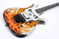 1992 ESP « flaming skull » Skull & Bones limited 3