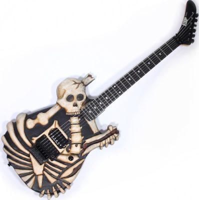 1999 ESP George Lynch Skull & Bones Custom Limited