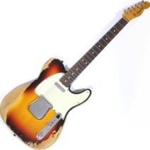 2014 Road Show L-Series 1964 Super Heavy Relic Telecaster