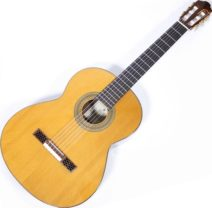 1983 Dieter Hopf Classical Guitar Professional 82