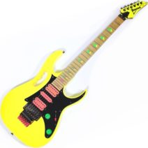 Alessandro Cortini 1991 Ibanez Jem 777DY Steve Vai Signature