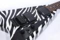 1989 Jackson RR Randy Rhoads Custom Zebra 5