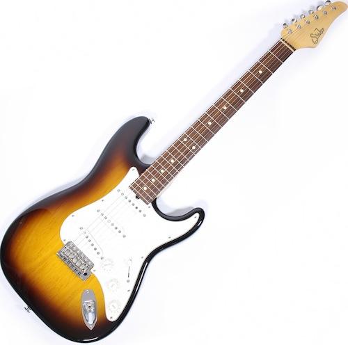 2007 Suhr Classic Stratocaster