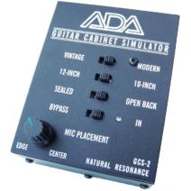 ADA GCS-2 Cabinet Simulator