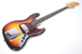 1965 Original Fender Jazz Bass Sunburst 1