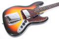 1965 Original Fender Jazz Bass Sunburst 4