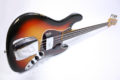 1965 Original Fender Jazz Bass Sunburst 6