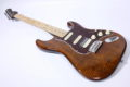 2019 Rarities Flame Maple Top Stratocaster LTD 4