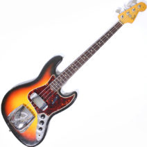 1965 Original Fender Jazz Bass Sunburst