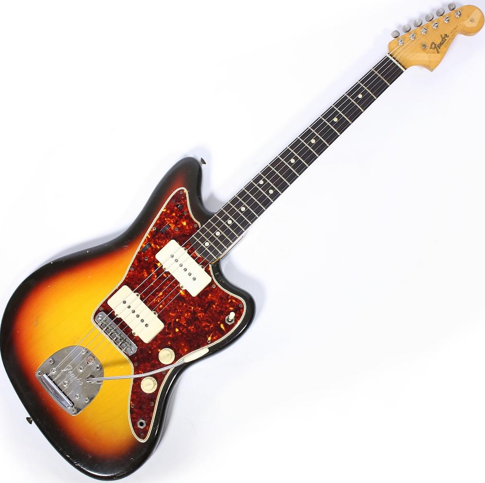 1965 Fender Jazzmaster Sunburst original