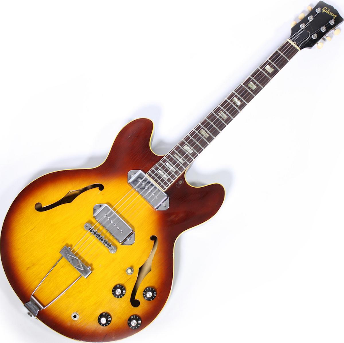 1969 Gibson ES-330 Sunburst original