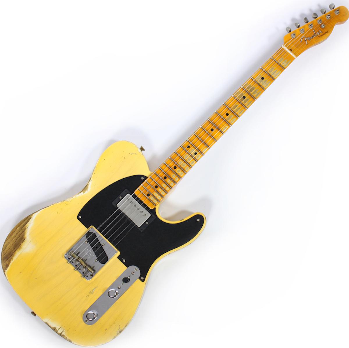 2019 Fender Custom Shop LTD 1951 Heavy Relic HS Telecaster
