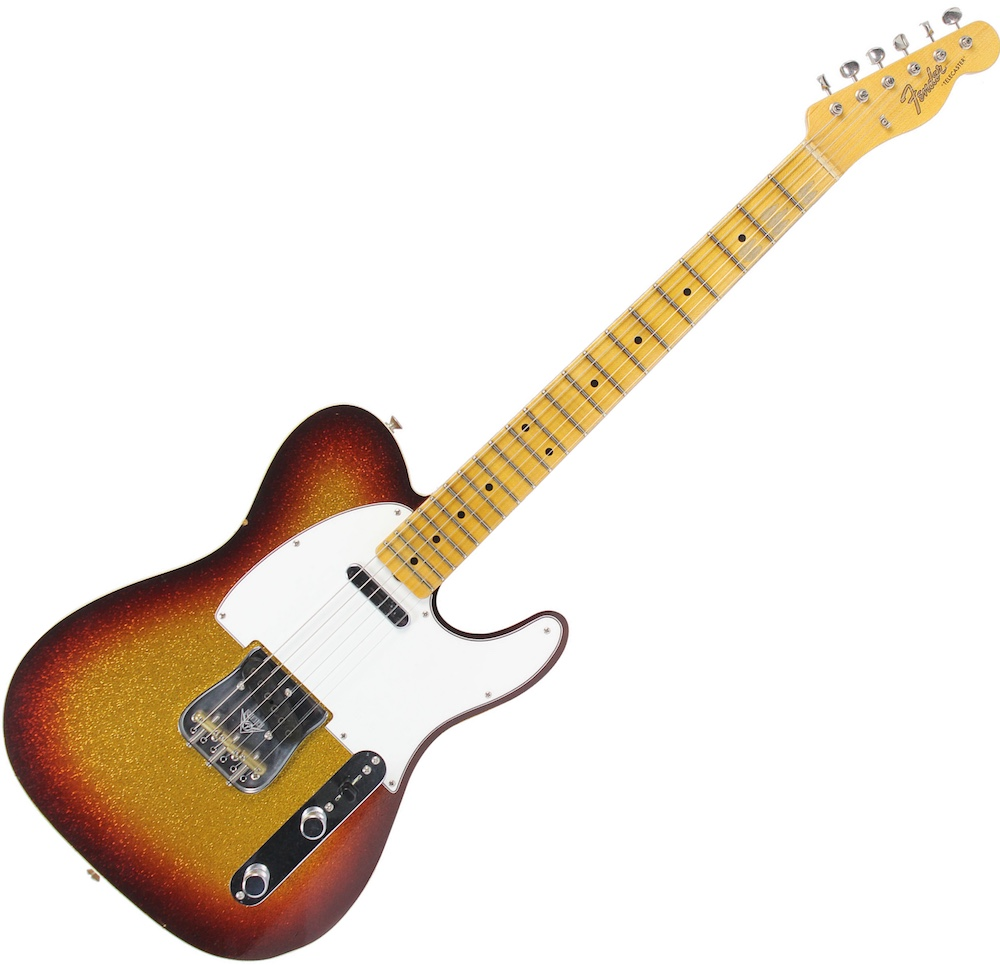 2019 Fender Custom Shop Postmodern Journeyman Relic Telecaster