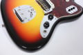 1966 Fender Jaguar Sunburst original 8