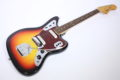 1966 Fender Jaguar Sunburst original 3