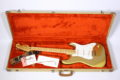 1983 Fender Stratocaster Dan Smith Aztec Gold finish 15