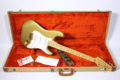 1983 Fender Stratocaster Dan Smith Aztec Gold finish 14