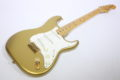 1983 Fender Stratocaster Dan Smith Aztec Gold finish 2
