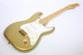 1983 Fender Stratocaster Dan Smith Aztec Gold finish 3