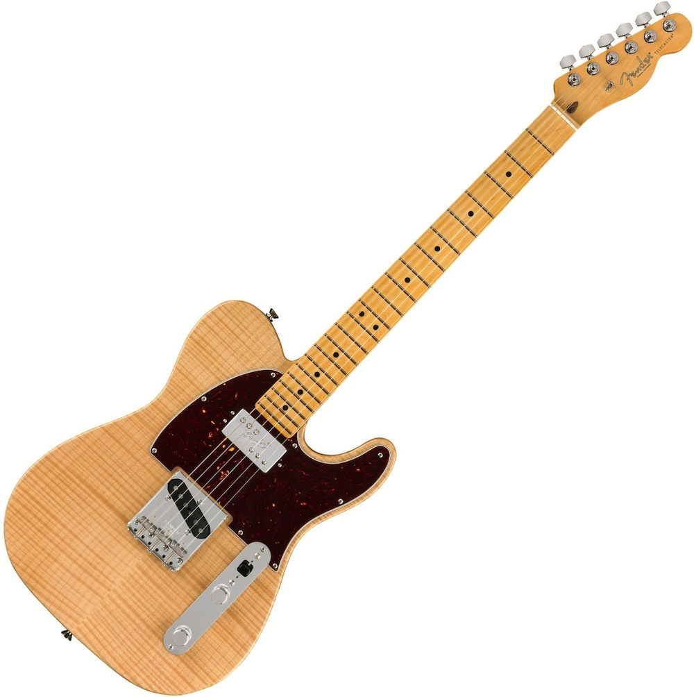 2019 Fender Rarities Chambered Telecaster Flame Maple Top