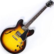 2008 Gibson ES-335 Sunburst