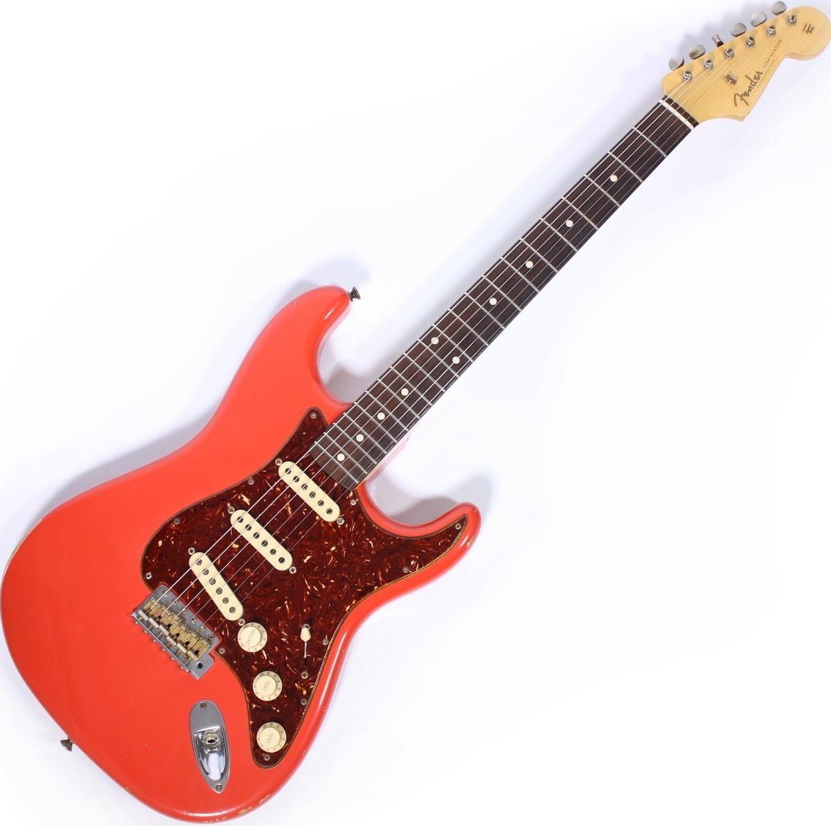 2010 Fender Custom Shop 1962 Brazilian Rosewood