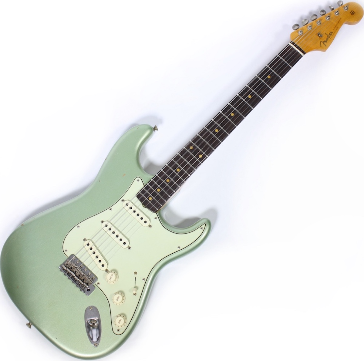 2019 NAMM Fender Custom Shop LTD Edition 59 Journeyman