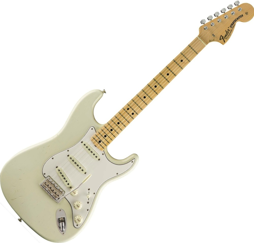 2019 Fender Custom Shop Limited Edition Jimi Hendrix Stratocaster