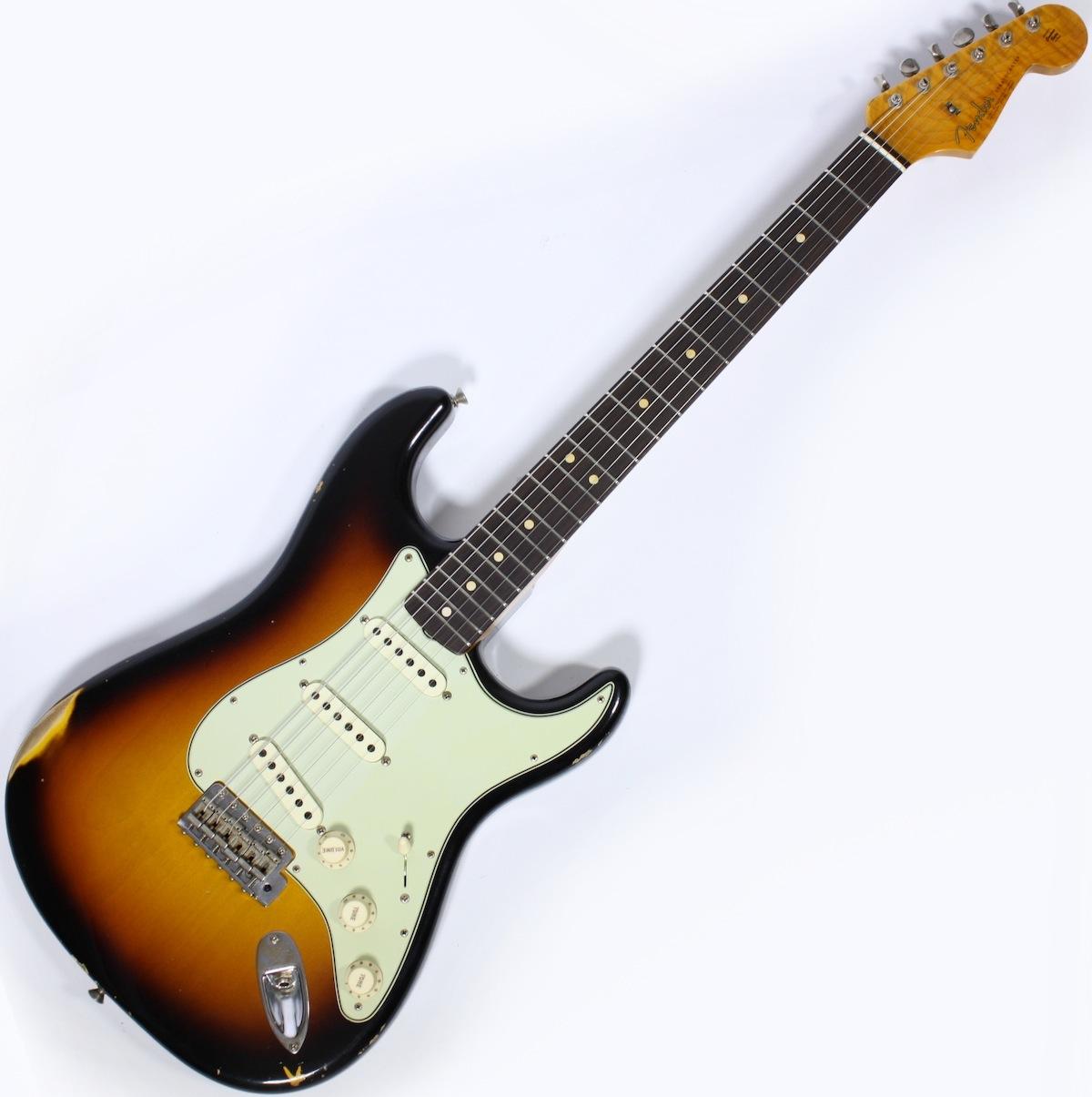 2019 Fender 2016 LTD NAMM 64 Stratocaster