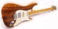 Fender Rarities Flame Koa Top Stratocaster 4