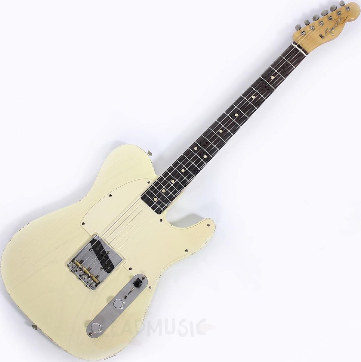 2005 Fender John English Masterbuilt Esquire Proto